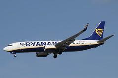 EI-GDZ (LIAM J McMANUS - Manchester Airport Photostream) Tags: eigdz ryanair fr ryr boeing b737 b738 738 b73h 73h boeing737 boeing737800 egcc manchester man