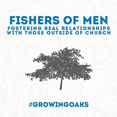 """New sermon podcast is out! """"Fishers of Men – Fostering Real Relationships With Those Outside of Church."""" Check it out at redemptionokc.com/sermons or on iTunes. #growingoaks (rcokc) Tags: new sermon podcast is out """"fishers men – fostering real relationships with those outside church"""" check it redemptionokccomsermons or itunes growingoaks"""
