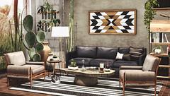 Indigo (desiredarkrose) Tags: fancydecor commoner sldecor slinterior livingroom furniture secondlife sl slblog indigo
