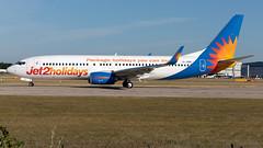 Jet2 G-JZBC 737-8MG EGCC 11.08.2018 (airplanes_uk) Tags: 11082018 737 737800 7378mg aviation boeing egcc gjzbc jet2 man manchesterairport planes