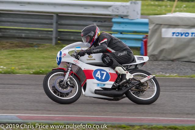 CRMC Pembrey  Race 30 Post Classic 500, Post Classic 250-350 GP & Over 55
