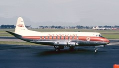 Chicago Midway Airport - Trans-Canada Air Lines - Vickers Viscount (twa1049g) Tags: chicago midway airport transcanada vickers viscount 1959 cftgk