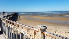 2019-05-27_07-10-54 (adel..) Tags: mer plage andernos barrière sable marée