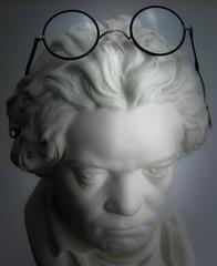 Ludwig van, borrowed Lennons spectacles (mgfoto2011) Tags: hasselblad500elx phaseoneh20 digitalback zeisssonnart150mmf4 proxar closeuplens