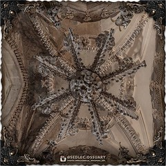"""""""The job of the artist is always to deepen the mystery."""" - Francis Bacon⠀ .⠀ What artists inspire you? Leave a comment below and let us know.⠀ .⠀ .⠀ .⠀ .⠀ .⠀ 💀 Sign up on our mailing list for exciting special announcements! 💀⠀ ☩ sedlecossuary. (Sedlec Ossuary Project) Tags: sedlecossuaryproject sedlec ossuary project sedlecossuary kostnice kutnahora kutna hora prague czechrepublic czech republic czechia churchofbones church bones skeleton skulls humanbones human mementomori memento mori creepy travel macabre death dark historical architecture historicpreservation historic preservation landmark explore unusual mechanicalwhispers mechanical whispers instagram ifttt"""