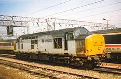 37417 at Crewe 22/05/97 (chrisrowe37419) Tags: