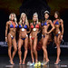 Bikini F 4th Treloar 2nd Johnson 1st Laurel 3rd Drummond 5th Chartrand