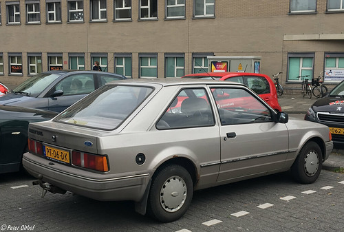 1986 Ford Escort 1.4 CL