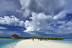 Clouds Over Buntod Reef (engrjpleo) Tags: buntodreef marine sanctuary sandbar masbate masbatecity cloud reef seascape sea landscape water waterscape shore outdoor bicolregion philippines