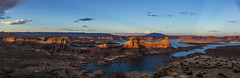 Panoramic Alstrom (CraDorPhoto) Tags: canon5dsr landscape panorama butte nature lastlight sky blue clouds outside outdoors utah usa alstrompoint