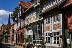 Lauenburg/Elbe (bhermann.hamburg) Tags: lauenburg fachwerkhaus oldtown timberedhouse altstadt