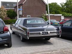Cadillac Fleetwood 75 1967 (929V6) Tags: 99dk87 sidecode3 onk