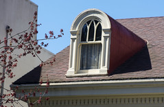 Lookout (Nfielden) Tags: berkeley california window dormer architecture