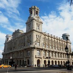 Centro Asturiano de La Habana - Asturian Center of Havana (nuska2008) Tags: nuska2008 nanebotas lahabana centroasturiano cuba lahabanavieja edificio arquitectura bubes´clouds palaciodelosasturianos travel interesante destinoturístico olympussz30mr vacaciones