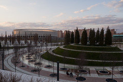 FC Krasnodar Stadium (atsubor) Tags: krasnodar russia краснодар россия park stadium modernarchitecture