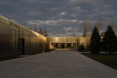 Park Krasnodar (atsubor) Tags: krasnodar russia краснодар россия park modernarchitecture clouds