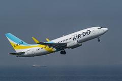20190526 HND JA14AN (dora9092) Tags: hnd 羽田空港 tokyointernationalairport 737700 エア・ドゥ hanedaairport boeing737781 airdo 東京国際空港 rjtt