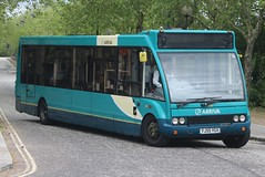 Arriva The Shires Optare Solo 2449 (YJ55 YGV) (john-s-91) Tags: arriva arrivatheshires optaresolo 2449 yj55ygv