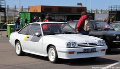 Opel Manta 1.9S 1977 (XBXG) Tags: 55rf39 opel manta 19s 1977 opelmanta coupé coupe gm general motors generalmotors white blanc irmscher nationaal oldtimer festival 2019 nationaaloldtimerfestival carshow race track motorsport circuit zandvoort nederland holland netherlands paysbas vintage youngtimer old german classic car auto automobile voiture ancienne allemande germany deutsch duits deutschland vehicle outdoor