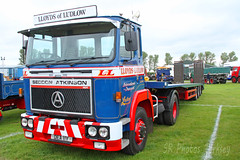 Seddon Atkinson 401 Lloyds of Ludlow DEA 11Y (SR Photos Torksey) Tags: transport truck haulage hgv lorry lgv logistics road commercial vehicle freight traffic aec rally newark 2019 vintage classic seddon atkinson 401 lloyds ludlow