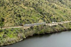 CP 2240 | Belver (Fábio-Pires) Tags: portugal cp 2240 cp2240 belver alstom onix silicio electric eléctrica tracçãoeléctrica automotora railcar commuterunit passageiros passenger cpregional
