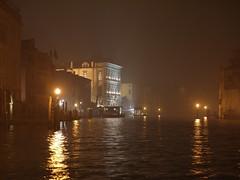 Foggy night in Venice (Liendain) Tags: venice venezia венеция туман