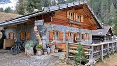 Frantschalm oder Mauslochalm 1.835m (Sanseira) Tags: mauslochalm vinschgau naturns italien italy südtirol alm frantschalm