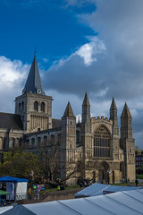 The Halo (daveseargeant) Tags: rochester cathedral medway city street festival sweeps kent nikon df 50mm 18g