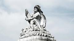 Herkules (1elf12) Tags: brühl welterbe unesco germany deutschland park schlos promenadentor gate tor statue herkules hercules