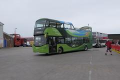13806-07 (Ian R. Simpson) Tags: bv17ctx volvo b5tl wright gemini3 stagecoahcumbrianorthlancashire stagecoachcumbrianorthlancs lakesider opentop stagecoach bus 13806