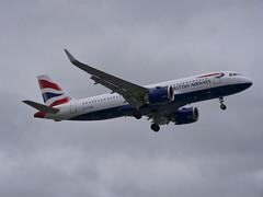 British Airways Airbus A320-251 Neo G-TTNH (alex kerr photography) Tags: britishairways airbus neo egll a320251n heathrowairport airways airport planespotter avgeek aviation