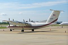 DHC7.N34HG (Airliners) Tags: army usarmy unitedstatesarmy dhc7 dehavilland dehavillanddhc7 dash7 military iad n34hg 52719 eo5c