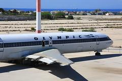 [T.Wheeler] #Olympic.Airways #OA #Boeing #B727 #SX-CBA • Athens - Hellinkon Airport (ATH/LGAT) Greece (Closed) • XT4A3473 (AWP Team) Tags: ath abandoned athens lgat ellinikon international airport ελληνικόν hellinikon glyfada olympic airways eero saarinen museum kalamaki airfield awp team aeroworldpictures terminal