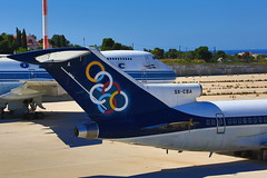 [T.Wheeler] #Olympic.Airways #OA #Boeing #B727 #SX-CBA • Athens - Hellinkon Airport (ATH/LGAT) Greece (Closed) • XT4A3482 (AWP Team) Tags: ath abandoned athens lgat ellinikon international airport ελληνικόν hellinikon glyfada olympic airways eero saarinen museum kalamaki airfield awp team aeroworldpictures terminal