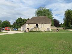 1400 granary at Bradford on Avon. (johnpaddy22) Tags: 14thcentury 14c granary