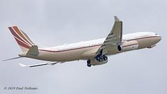 VPBHD A330-243 Prestige (Anhedral) Tags: vpbhd airbus a330 a330243 prestige corporate einn snn shannonairport