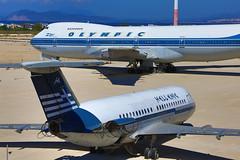 [T.Wheeler] #Olympic.Airways #B747 & #Hellenic.Air #BAC.111 • Athens - Hellinkon Airport (ATH/LGAT) Greece (Closed) • XT4A3542 (AWP Team) Tags: olympic airways boeing 747284b msn 20825 223 pw jt9d sxoab named olympiceagle hellenic air bac 111215au oneeleven 2011 museum west terminal airplanes athens hellinkon airport ath lgat closed msn96 sxbar oa abandon abandoned ellinikon international ελληνικόν hellinikon glyfada eero saarinen kalamaki airfield awp team aeroworldpictures
