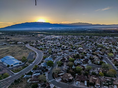 Hot Air Balloon Ride - Albuquerque, New Mexico (BeerAndLoathing) Tags: newmexico cellphone newmexicotrip google pixelxl rainbowryders roadtrip trips albuquerque spring hotairballoon usa googlepixel nm android 2019 pixel april unitedstatesofamerica