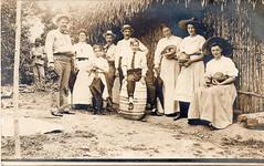 Panama Picnic (Andy961) Tags: panama gorgona panamacanal canaldepanama canalzone people costume picnic