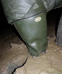 Le Chameau at Mucking Flats (essex_mud_explorer) Tags: lechameau delta waders boots thigh thighboots thighwaders hip rubberwaders rubberboots watstiefel cuissardes rubberlaarzen gummistiefel mudflats muckingflats estuary essex stanfordlehope estuarymud tidal