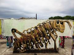 Cee Pil / Dok Noord - 27 mei 2019 (Ferdinand 'Ferre' Feys) Tags: gent ghent gand belgium belgique belgië streetart artdelarue graffitiart graffiti graff urbanart urbanarte arteurbano ferdinandfeys ceepil