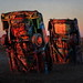 Cadillac Ranch Dawn