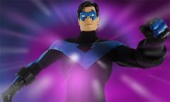 Nightwing (LegionCub) Tags: dickgrayson robin nightwing batman dc dccomics newteentitans teentitans justiceleague dcdirect actionfigure 16scale
