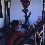 Koh Phangan, Leela, Thai artist