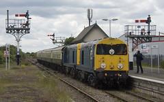 20096 (Lucas31 Transport Photography) Tags: trains railway class20 skegness pathfinder 2009620107 railtour