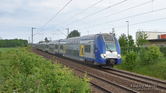 Z 24661/62 (381) + Z 24737/38 (619), Daours - 23/05/2019 (Thierry Martel) Tags: daours automotrice z24500 sncf