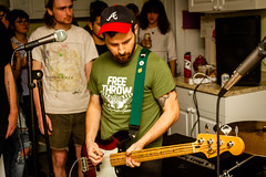 Articles (jmcguirephotography) Tags: show concert live music houseshow punk indie emo canon 7d canon7d 50mm gainesville florida articles