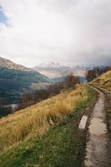 Loch view (bigalid) Tags: olympus mju1 35mm film kodak colorplus 200iso
