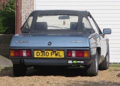 1987 Reliant Scimitar SS1 Sports (Al Walter) Tags: 1987 d310pwl reliant scimitar ss1 car 1300