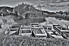Boats / Ladikok (Explored!) (Ibolya Mester) Tags: